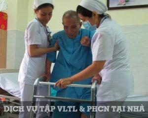 Dịch vụ Tập Vật Lý Trị Liệu Phục Hồi Chức Năng tại nhà TPHCM