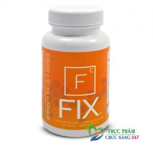Thực phẩm chức năng giảm cân của Mỹ FIX hiệu quả 30 ngày !