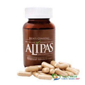Viên uống Sâm Alipas Platium giá bao nhiêu ? bán ở đâu !