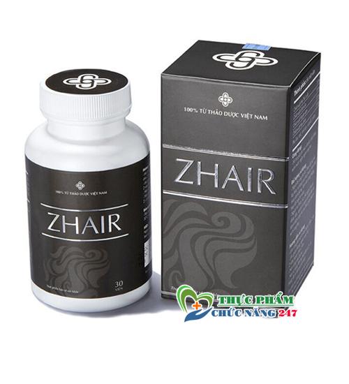 Sản phẩm mọc tóc Zhair, Chống rụng tóc Zhair mua ở đâu ! Thuốc rụng tóc Zhair giá bao nhiêu tiền