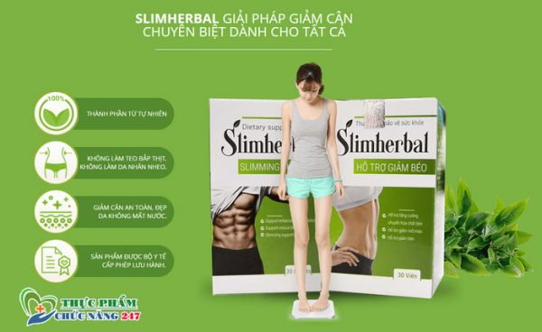 Viên giảm cân Slimherbal mua ở đâu, Sản phẩm giảm Slimherbal giá bao nhiêu, Thuốc giảm cân Slimherbal giá bao nhiêu