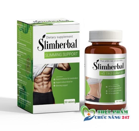 Viên giảm cân Slimherbal, Thuốc giảm cân Slimherbal giá bao nhiêu