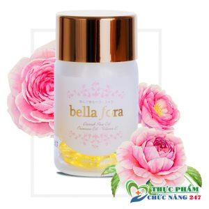 Viên Hồng Hương BELLA FORA, Bella Fora giá bao nhiêu, Bella Fora review Viên uống thơm cơ thể