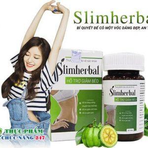 Viên giảm cân Slimherbal có tốt không, Sản phẩm giảm Slimherbal giá bao nhiêu, Thuốc giảm cân Slimherbal giá bao nhiêu