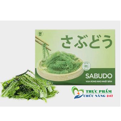 Giá rong nho Sabudo Nhật Bản , Rong nho Sabudo F99, Rong nho Sabudo giá bao nhiêu Rong nho Sabudo bán ở đâu, Rong nho Sabudo có tốt không, Review rong nho