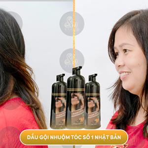 Dầu gội phủ bạc Sin Hair Nhật Bản Giá Bao Nhiêu Tiền, Dầu gội phủ bạc Sin Hair Nhật Bản mua ở đâu