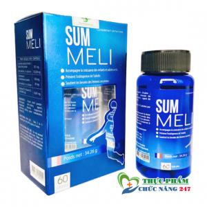 Vitamin Tăng Chiều Cao Cho Trẻ SUNMELI của Pháp