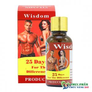 Thuốc Tăng cân Wisdomc Weight chính hãng INDONESIA ✅ Tăng cân Wisdomc Weight mua ở đâu? ✅ Tăng cân Wisdomc Weight giá bao nhiêu tiền